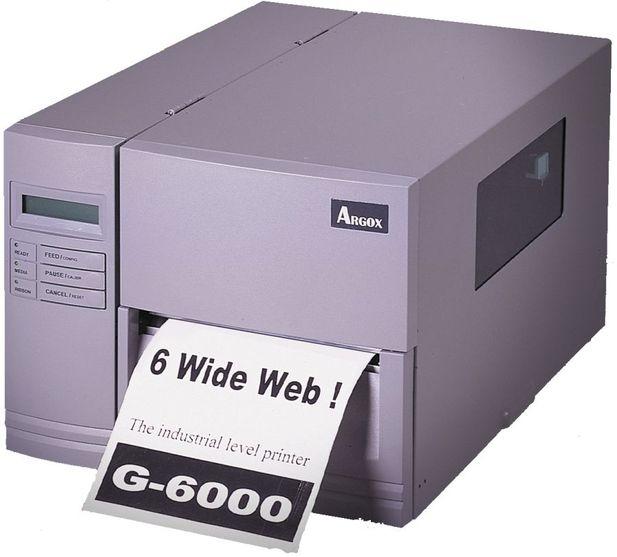 Argox G-6000 Endüstriyel Barkod Yazıcı