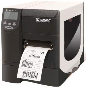 Zebra ZM400 203dpi Etiket Barkod Yazıcı