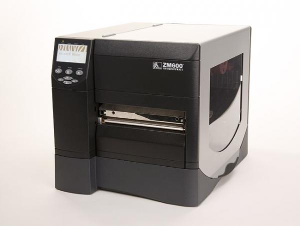 Zebra ZM600 Etiket Barkod Yazıcı