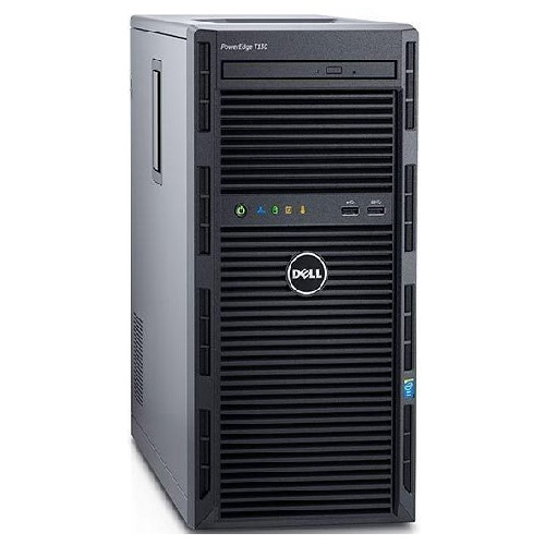 DELL E3 T30 PET30TR1 1225v5 8gb 1tb 290w 4U Tower Sunucu