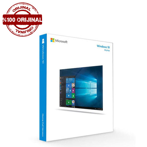 MICROSOFT Windows 10 Home Trk Kutu 32/64