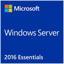 MICROSOFT Windows Server Essentials 2016 Trk OEM 25kullanıcı 64 bit G3S-01059